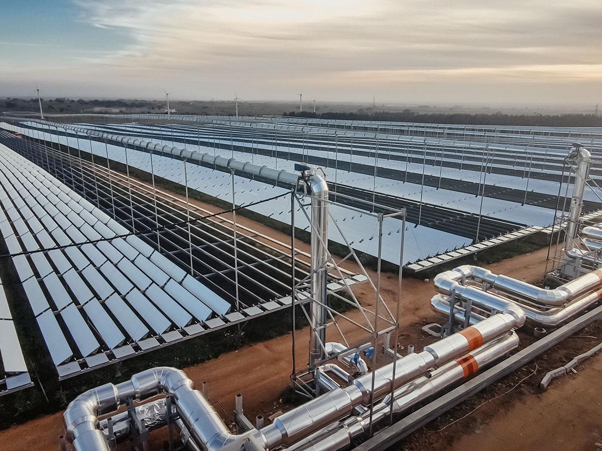 SOL.IN.PAR S.R.L. - Solar Field Overview
